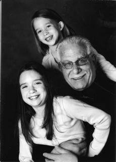 Grandpa and Girls